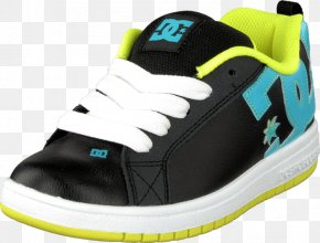 Kids Shoes - DC Shoes Slipper Sneakers Child PNG