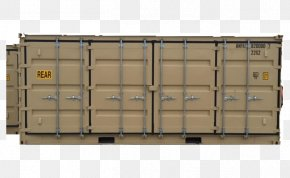Sequence Container - Shipping Container Plastic Metal Freight Transport PNG