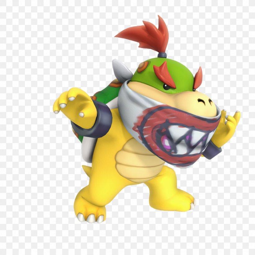 Bowser Jr Mario Koopa Troopa Rendering Png 1024x1024px