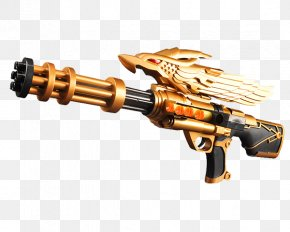 Warhawk Gatling Gun Pistol Manual Soft Water Bombs - Warhawk Ammunition Firearm Shooting PNG