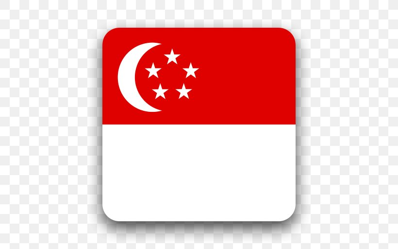 Flag Of Singapore Flags Of The World National Flag Flag Of Brunei, PNG, 512x512px, Flag Of Singapore, Area, Asean Economic Community, Flag, Flag Of Brunei Download Free