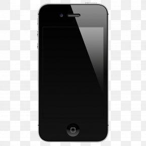 Iphone, - IPhone 4S Apple Telephone PNG