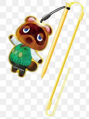 Nintendo - Tom Nook Animal Crossing: Happy Home Designer Club Nintendo Nintendo 3DS PNG
