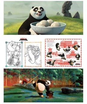 Kung-fu Panda - Po Master Shifu Giant Panda Kung Fu Panda Film Director PNG
