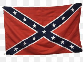 Flag - Southern United States American Civil War Flags Of The Confederate States Of America Modern Display Of The Confederate Flag PNG