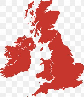 England Map - Great Britain Vector Graphics Illustration Royalty-free Image PNG