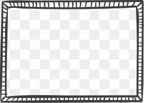 Label Black Frame - Light Black PNG