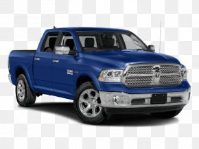 Ram Pickup - Ram Trucks Dodge Chrysler 2018 RAM 1500 Laramie Jeep PNG