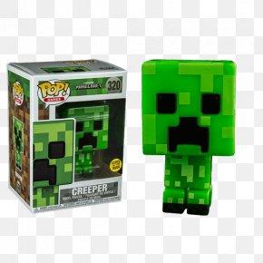 Creeper (VFIG) Funko Video Game EB Games AustraliaCreeper - Minecraft PNG