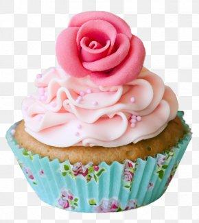 Cup Cake - Cupcake Muffin Frosting & Icing Tart Fruitcake PNG