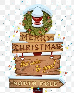 Christmas Eve Fictional Character - Font Clip Art Poster Fictional Character Christmas Eve PNG