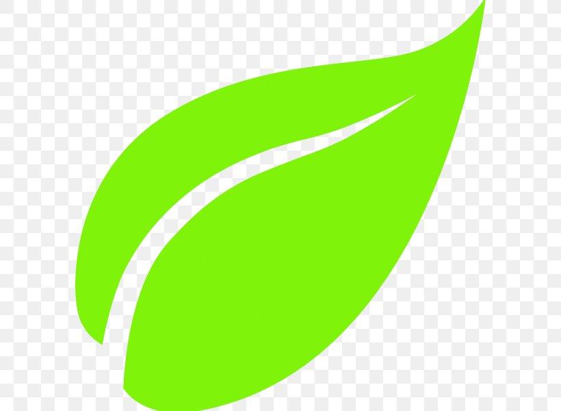 Green Leaf Logo Line Clip Art, PNG, 600x600px, Green, Leaf, Logo, Plant Download Free