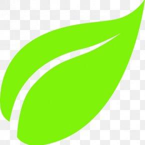 Plant Logo - Green Leaf Logo Line Clip Art PNG