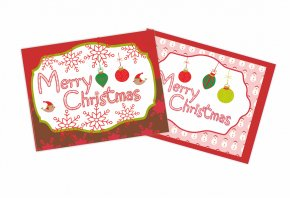 Cards Cliparts - Santa Claus Christmas Card Greeting & Note Cards Clip Art PNG