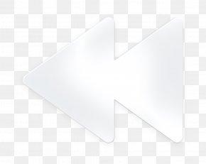 Material Property Blackandwhite - Arrow Icon Back Icon Backward Icon PNG
