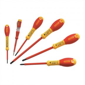 Screwdriver - Stanley Hand Tools Screwdriver Stanley Black & Decker PNG