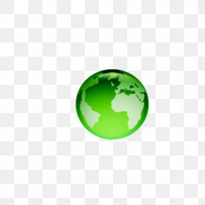 Green Earth Buckle-free Material - Android Application Package Software Icon PNG