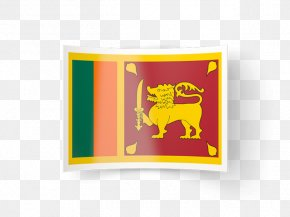 Flag - Flag Of Sri Lanka National Flag Flags Of The Nations PNG