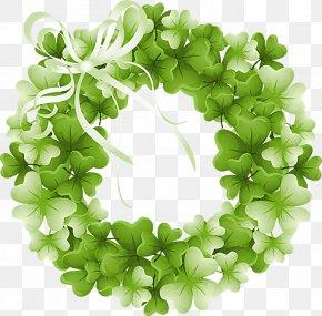 ST PATRICKS DAY - Saint Patrick's Day Shamrock Irish People Clip Art PNG