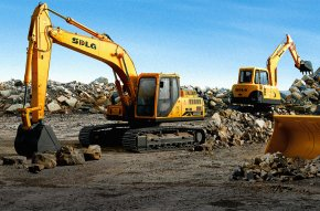 Excavator - AB Volvo Caterpillar Inc. Heavy Machinery Architectural Engineering Volvo Construction Equipment PNG