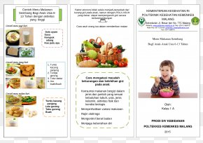 Health - Food Pyramid Health Pamphlet Folded Leaflet PNG