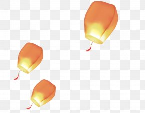 Chinese New Year - Paper Lantern Sky Lantern Mid-Autumn Festival Chinese New Year PNG