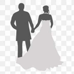 Wedding Vector - Wedding Bride Dress Woman PNG