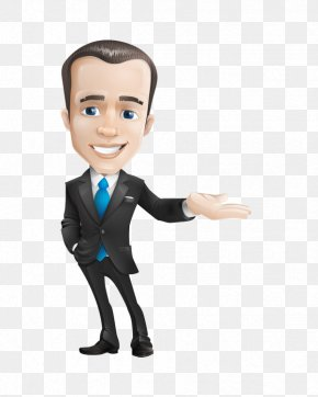 Business - Businessperson Animated Film Cartoon PNG