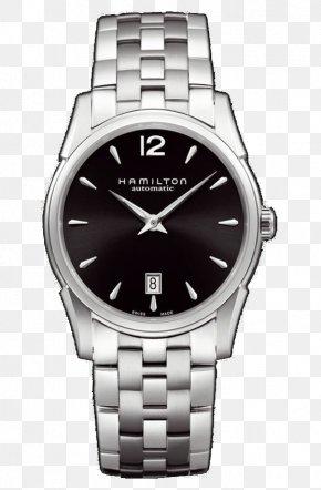 Watch - Fender Jazzmaster Automatic Watch Hamilton Watch Company Jewellery PNG