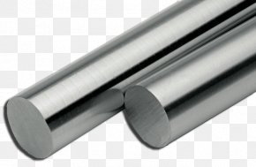 Forged Steel - Stainless Steel Metal Pipe Business PNG