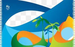 Blue Background Rio Olympics - Rio De Janeiro 2016 Summer Olympics 2020 Summer Olympics Sport Rugby Sevens PNG