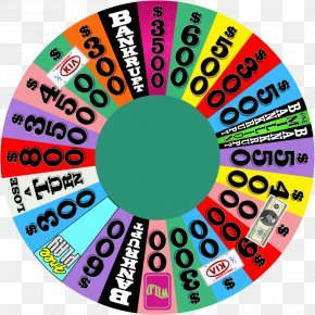 Lottery - Wheel Of Fortune: Deluxe Edition Game Show Host Contestant Television Show PNG