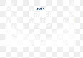 Vector Sparkling Winter Background - White Black Pattern PNG