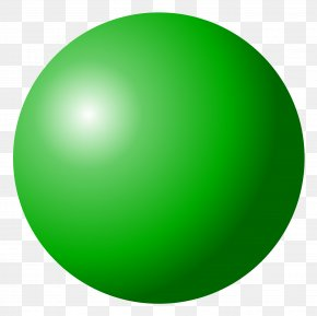 Circle - Circle Green Sphere Gradient PNG