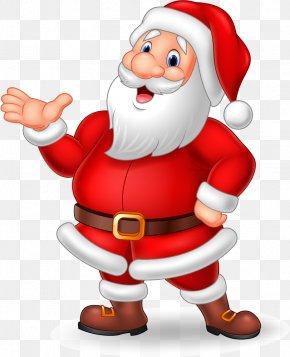 Santa Claus Creative - Santa Claus Cartoon Stock Photography Illustration PNG