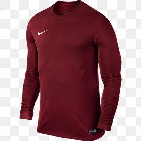 T-shirt - T-shirt Hoodie Nike Jersey Sleeve PNG