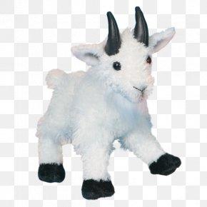 Toy - Pygmy Goat Stuffed Animals & Cuddly Toys Plush Stuffing PNG
