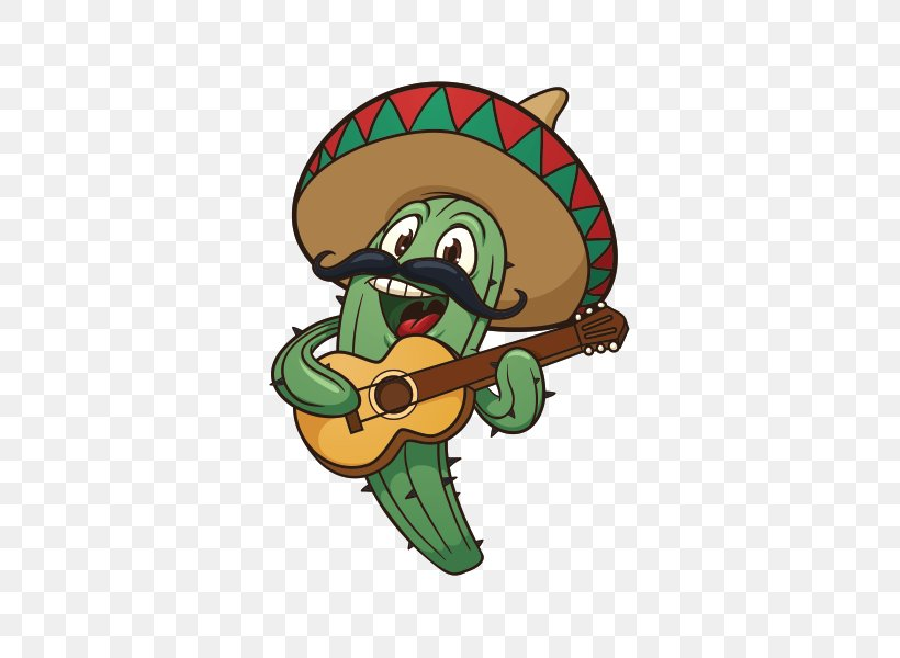 Download Mexican Hat Cartoon Images Background