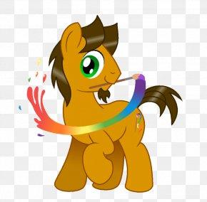 Paint Brushes Images - Pony Paintbrush Clip Art PNG
