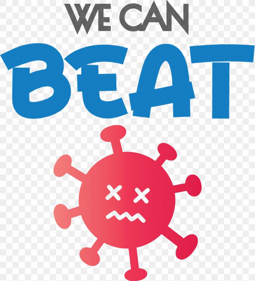 We Can Beat Coronavirus Coronavirus, PNG, 2521x2776px, Coronavirus, Behavior, Cartoon, Geometry, Human Download Free
