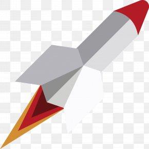 Flat Rocket - Rocket Gratis Resource PNG