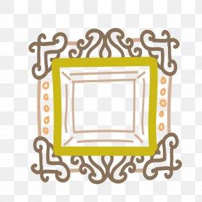 Green Frame - Picture Frame Digital Photo Frame PNG