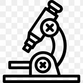 Science - Science Chemistry Microscope Laboratory Clip Art PNG