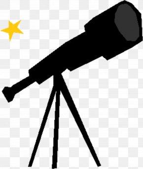 Binocular - Small Telescope Clip Art PNG
