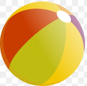 Beach Transparent - Beach Ball PNG