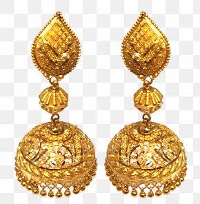 Earring - Earring Amazon.com Jewellery Costume Jewelry Gold PNG