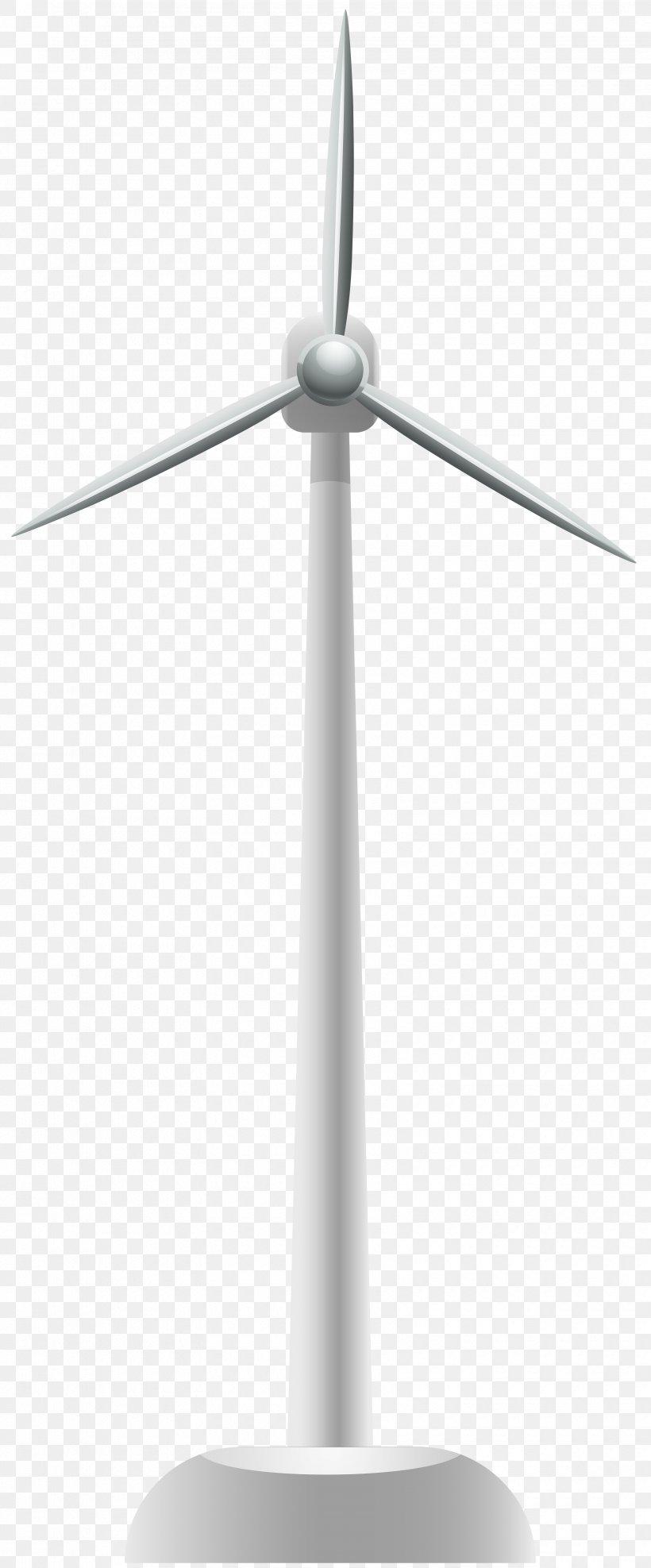 Energy Windmill Clip Art
