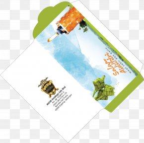 Raya - Graphic Design Logo Green Envelope Selamat Hari Raya PNG