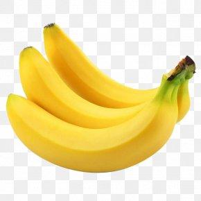 Banana - Banana Powder Fruit Cavendish Banana PNG