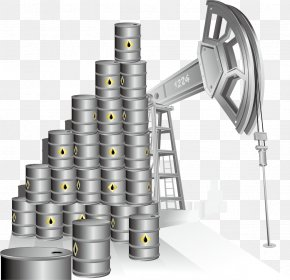 Oil Industry Vector Material - Petroleum Industry Icon PNG